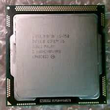 Intel SLBLC Core i5 750 Quad Core 2.66GHz 8Mb CPU Procesador