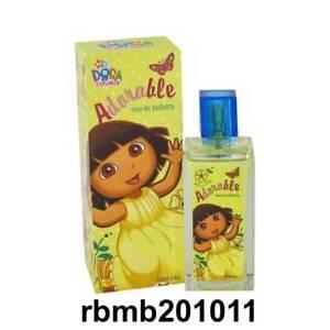 Dora the Explorer Adorable Eau De Toilette 100 ml / 3.4 oz Marmol & Sons, LLC
