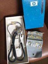 Hewlett Packard Waltham Stethoscope & Accessories Vintage Rappaport Sprague