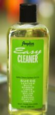 ANGELUS EASY CLEANER Liquid clean suede buc buck leather shoe boot sneaker nylon
