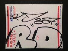 RD357 Graffiti sur grand sticker USPS - taki/quik/seen/cope2/futura/dondi/t-kid