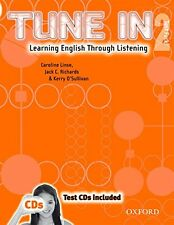 Tune In 2 Test Pack with CDs: Learning English Through Listening