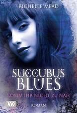 Succubus Blues von Richelle Mead (2011, Taschenbuch), UNGELESEN