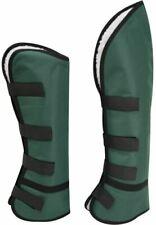 Showman Hunter Green Cordura Nylon Horse Shipping Boots Set Of 4! New Horse Tack
