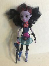 MATTEL MONSTER HIGH 1ST WAVE JANE BOOLITTLE DOLL Medicine Man Boogie Used Stick