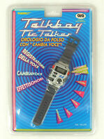 Orologio GiG Tiger Talkboy Tic Talker Game & Watch handheld retrogames retrocons
