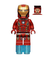 Lego Iron Man Mark 45 Armor 76029 Super Heroes Avengers Minifigure