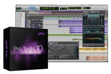 Protools 10 HD W/ Avid Instruments w/Antares and McDSP bundle (Mac)
