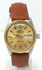 Orologio Philip Watch cormoran automatic clock caliber eta 2789-1 montre horloge