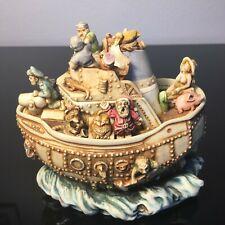 Millennium Boat 'Y2Hk' by Harmony Kingdom