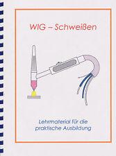 WIG-Schweißen - Grundlagen