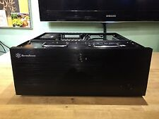 Tikkun Systems Home Theater Silverstone Personal Computer HTPC GD07 36TB