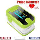 OLED Finger Tip Pulse Oximeter Blood Oxygen Saturation Meter SpO2 Monitor PR PI