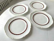 "4 Villeroy & Boch PALOMA PICASSO CASTELLON HEINRICH 10"" Dinner Plates Serving"