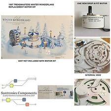 Trendmasters - Winter Wonderland - REPLACEMENT MOTOR -PARTS KIT