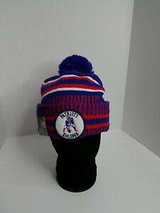 NFL On Field New England Patriots Beanie New Era Knit Cap Removable Pom Winter