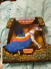 2011 HE-MAN CLASSICS MOTU MASTERS of the Universe SWIFTWIND sealed