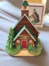 Episcopal Church Village House Collectible Liberty Falls Collection