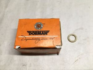 New Dorman Engine Oil Drain Plug Gasket 097-001