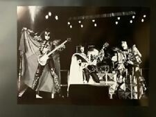 KISS Concert Photograph 1979 Dynasty Tour