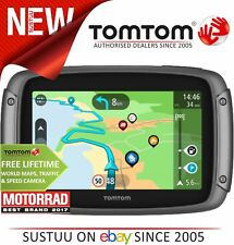 TomTom Rider 450 Great Rides Edi│Motorcycle GPS SatNav│Lifetime World Map+Camera
