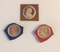 2018 S,P,D Native American Dollars SAC Update Set P,D From MInt Sets