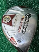 TaylorMade Burner Rescue 28° 6 Hybrid REAX 65g Regular Flex Shaft Winn Master Wr