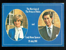 AK: THE MARRIAGE OF THE PRINCE OF WALES AND LADY DIANA SPENCER 1981