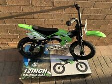 12 inch Motorcross balance bike
