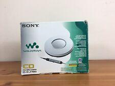 Walkman Sony D-EJ785 CD probado perfectas condiciones de trabajo