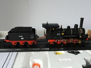 Marklin Gauge 1 Live steam Locomotive - limited edition - a excellent example