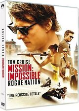 DVD *** MISSION IMPOSSIBLE : ROGUE NATION *** Tom Cruise ( neuf sous blister )