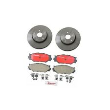 Lexus ES300 IS250 Toyota Camry Front Brembo Kit Disc Brake Rotors & Brake Pads