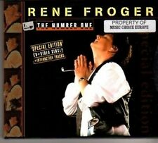 (BH271) Rene Froger - The Number One - 1997 CD