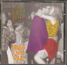 JR GONE WILD Simple Little Wish CD 14 track 1995 TAXIM Records Postcard