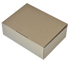 50 BX1 Mailing Packing Boxes Cardboard Carton 230mm x 171mm x 78mm Die Cut New