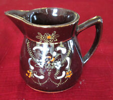 Small Hand Painted Decorative Pitcher Made in China