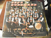 Sepp Gussmann - Mit Une Widmung - Bayerische Blasorchester Echo Mont 50254