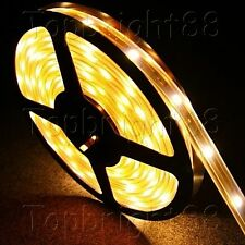 10X 5m Warm White SMD LEDS 5050 Waterproof  LED Strip B