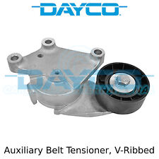 Dayco Auxiliary, Drive, V-Ribbed Belt Tensioner Pulley - APV2928 - OE Quality