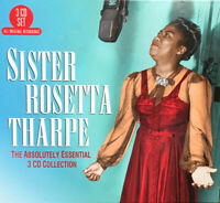 Sister Rosetta Tharpe – The Absolutely Essential 3 CD Collection