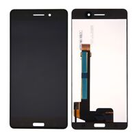 RICAMBIO DISPLAY LCD+ TOUCH SCREEN+VETRO PER NOKIA 6 N6 ASSEMBLATO DIGITIZER