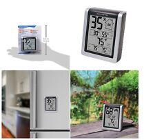 AcuRite 00613 Measures Indoor Temperature Humidity Monitor Thermometer Digital
