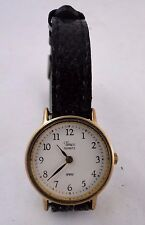 WATCH TIMEX QUARTZ 377 BA WATER RESISTANT SOLD L'CONDITION NON REVISED(B545)