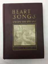 Vintage 1909 Heart Songs Melodies of Days Gone By National Magazine