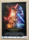 The Force Awakens ORIGINAL 2015 Star Wars Polish Poster - Double Sided - Style A