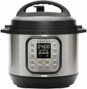 Instant Pot Duo Mini 7 in 1 Electric Pressure Cooker, Slow, Rice Cooker 3 Qt