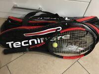 WILSON PRO STAFF 97 315g & TECNIFIBRE PRO ENDURANCE 10R Borsa Tennis NO CORDE