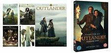 Outlander: Seasons 1-5  1 2 3 4 5 (DVD) BRAND NEW!  FREE SHIPPING!