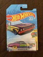 Hot Wheels 2018 '69 Chevy Chevelle SS 396 HW ART CARS